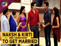 Naksh Says A YES For His Marriage With Kirti | WEDDING BELLS | Yeh Rishta Kya Kehlata Hai