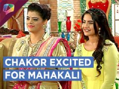 Chakor Excited For Mahakali| Tejaswi Is BACK | Udaan | Colors Tv