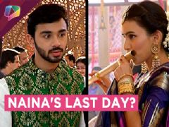 Meghna Lies To Kunal | Naina's Last Day In Chauhan House | Ek Shringaar Swabhimaan
