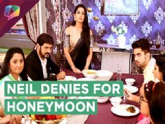 Neil Denies To Go For Honeymoon With Avni | Naamkaran | Star Plus