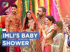 Kamal Narayan's EVIL PLAN | Imli's Baby Shower Celebration | Udaan | Colors Tv
