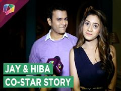 Jay Soni And Hiba Nawab Reveal About Each Other | Co-Star Story | Bhaag Bakool Bhaag