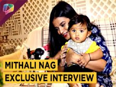 Mithali Nag Talks About Her Baby, Cameo In Iss Pyaar Ko Kya Naam Doon? & More | EXCLUSIVE