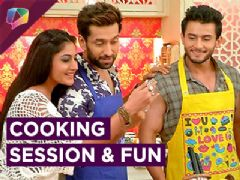 Shivaay And Anika Have A Moment | Omkara Teases Rudra | Ishqbaaaz | Star Plus