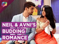 Avni And Neil Have A Romantic And Caring Moment | Naamkaran | Star Plus