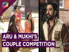 Aru And Mukhi's Couple Competition Begins | Yeh Moh Moh Ke Dhaagey | Sony Tv's
