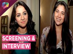 Mahima Makwana And Narayani Shashtri Talk About Rishton Ka Chakravyuh | Screening