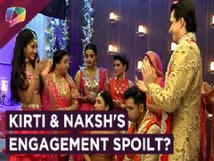 Naira Saves Kirti And Naksh's Engagement | Yeh Rishta Kya Kehlata Hai | Star Plus