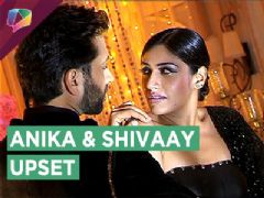 Anika And Shivaay Upset During Sangeet Ceremony | Ishqbaaaz | Star Plus