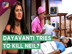 Dayavanti Tries To Kill Neil | Avni Saves Him? | Naamkaran