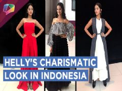 Helly Shah Flaunts Her Gorgeous Looks In Indonesia