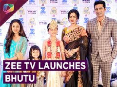 Zee Tv Launches Bhutu's Hindi Remake | Sana Sheikh| Arshiya | Exclusive