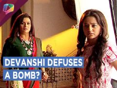 Devanshi Saves The Family By Defusing A Bomb | Colors Tv