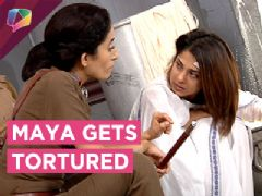 Maya Gets Tortured In Prison | Beyhadh | Sony Tv