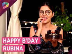 Rubina Dilaik Celebrates Her Birthday EXCLUSIVELY With India Forums
