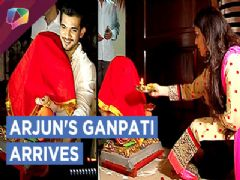 Arjun Bijlani Welcomes Lord Ganesh With Love