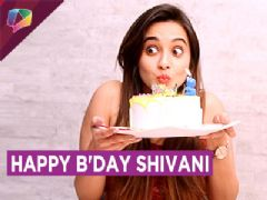 Shivani Surve Celebrates Her Birthday With India Forums | Exclusive