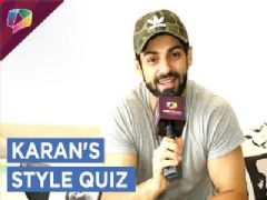Karan Wahi Takes Up Our Style Quiz | Exclusive