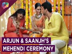 Arjun And Saanjh's AWAITED Mehendi Ceremony Begins | Beyhadh | Sony Tv