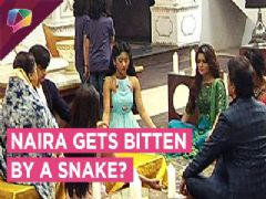 Kartik And Naira's HUGE Fight | Naira Gets Snake Bitten | Yeh Rishta Kya Kehlata Hai