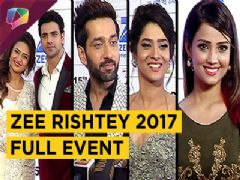 Zee Rishtey Awards 2017 Full Event | Star Studded Red Carpet