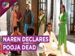 Naren Declares Pooja Dead And Keeps Her Death Ceremony | Piya Albela