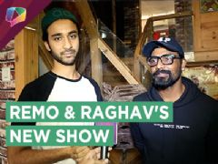 Remo D'souza And Raghav Juyal Come Up With A New Show | Champions