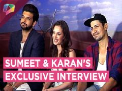 Sumeet Vyas And Karan Kundra Talk About Their New Web Series | Stupid Man Smart Phone