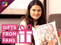 Kratika Sengar Dheer Receives Gifts From Her Fan | Gift Segment