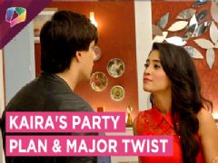 Kartik And Naira Plan For A Party | Kartik Finds Out A Dark Secret | Yeh Rishta Kya Kehlata Hai