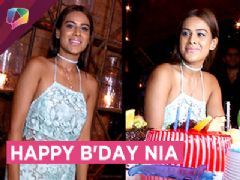 Nia Sharma Celebrates Her Birthday With India Forums | Exclusive