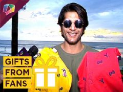 Karanvir Bohra Unwraps Gifts From His Fans | Exclusive
