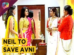 Avni Gets Trapped | Neil To Save Avni | Naamkaran | Star Plus