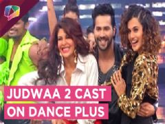 Varun Dhawan, Taapsee Pannu And Jaqueline Fernandes On Sets Of Dance Plus 3