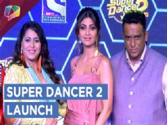Sony Tv Launched Super Dancer 2 | Interview