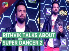 Rithvik Dhanjani Talks About Super Dancer 2 | EXCLUSIVE