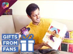 Neil Bhatt Receives Gifts From His Fans | Exclusive