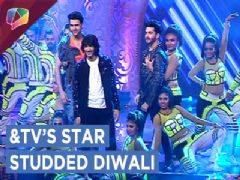 Krystle, Shantanu, Vivek & More Perform At The &Tv Diwali Celebrations