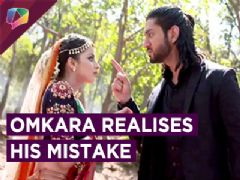Omkara Realises About His Rude Behaviour With Gauri | Ishqbaaaz | Star Plus