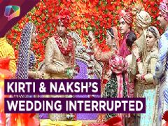 Naira Takes Naksh Away From Kirti And Naksh's Wedding | Yeh Rishta Kya Kehlata Hai