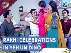 Naina's Rakhi Celebrations | Sameer's Birthday Surprise | Yeh Un Dino Ki Baat Hai | Sony Tv
