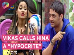 Hina Khan Gets ACCUSED By Sshivani, Vikas, Hiten And More | Hina's Breakdown | Bigg Boss 11