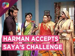 Harman To Play Dhol And Collect Money? | Saya's New Challenge | Shakti | Colors Tv