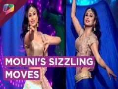 Mouni Roy Sizzles The Dance Floor | Jay-Mahi's Romantic Dance | Diwali Celebrations
