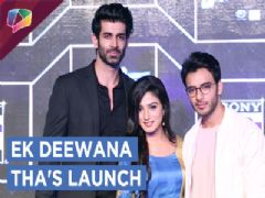 Namik Paul, Vikram Singh Chauhan And Donal Bisht At Ek Deewana Tha's Launch | Exclusive