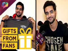 Shakti Arora Receives Gifts From His Fans