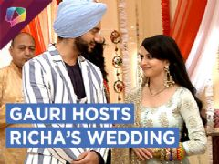 Gauri Gets Eve Teased | Gauri Hosts Richa's Wedding | Ishqbaaaz