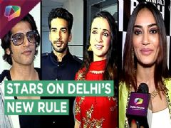Mohit, Sanaya, Surbhi, Karanvir And More On Delhi New Rule This Diwali | Exclusive