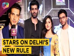 Namik Paul, Nikita Dutta, Vatsal, Vikram And More On Delhi New Rule This Diwali | Exclusive