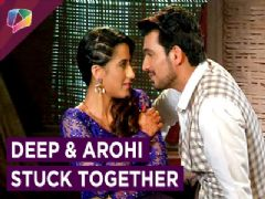 Deep And Arohi Get Stuck In A Room Together | Ishq Main Marjawan | Colors Tv
